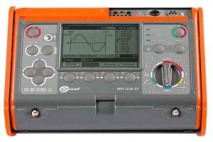 измеритель параметров безопасности электроустановок фото