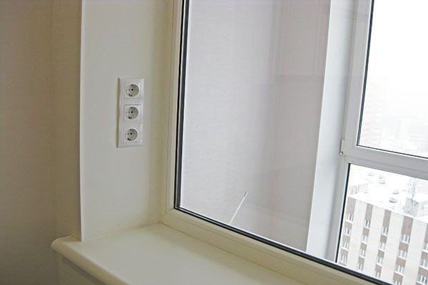 розетки в квартире фото