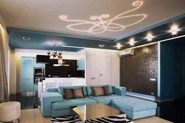 беспроводное освещение в квартире фото