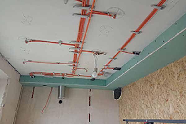 электропроводка в квартире под ключ фото