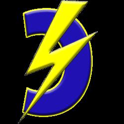 Электромонтажные работы, электрик логотип
