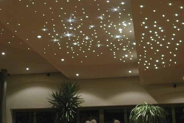беспроводное потолочное освещение фото